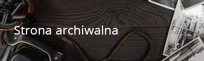 Strona Archiwalna